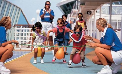 crucero para singles con niños