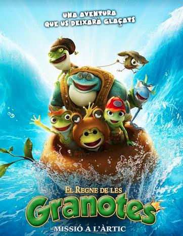 el regne de els granotes
