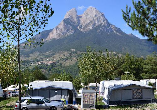 vols anar de càmping amb nens? a campings de muntanya trobareu tots