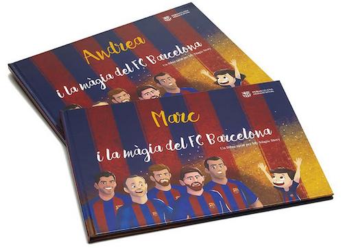 la màgia del fc barcelona