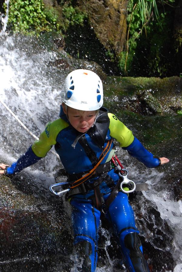 Aventura amb nens al Pallars Sobirà
