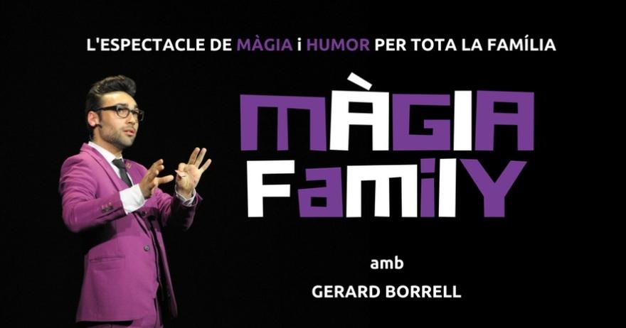 TEATRO FAMILIAR EN EL EIXAMPLE TEATRE
