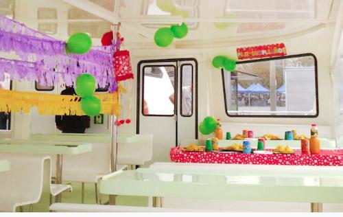aniversari amb nens a bord d'un vaixell a barcelona