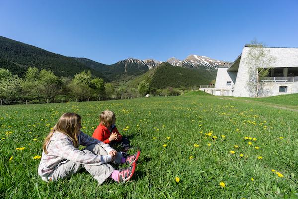 estancias con niños en mónnatura pirineus