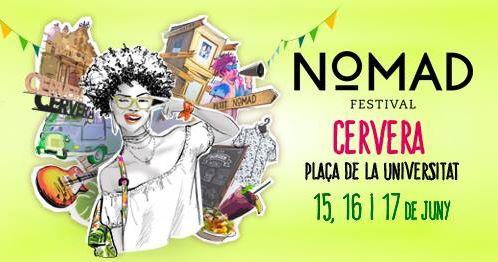 nomad festival a cervera