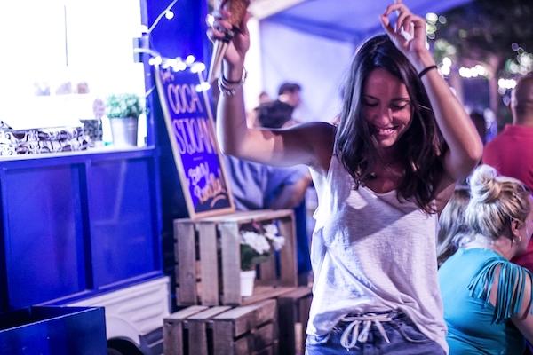 Nomad Festival a Sant Feliu de Guíxols
