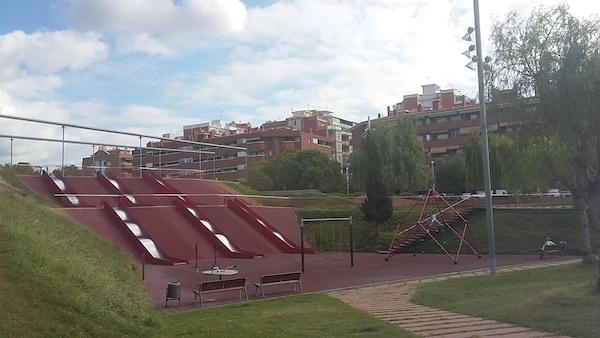 parc de la soldiaritat