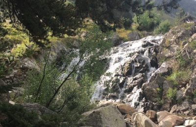 cascada de molières