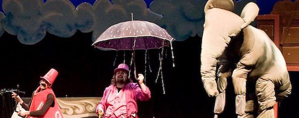 teatre per a nens a l'auditori de cornellà
