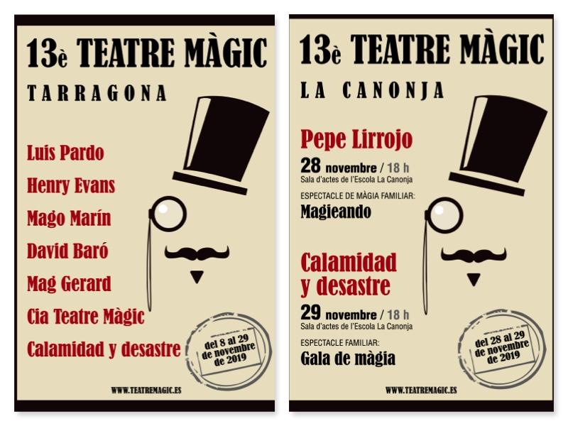festival de teatre màgic a tarragona