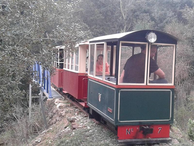 Los mejores trenes para ir con niños en Catalunya
