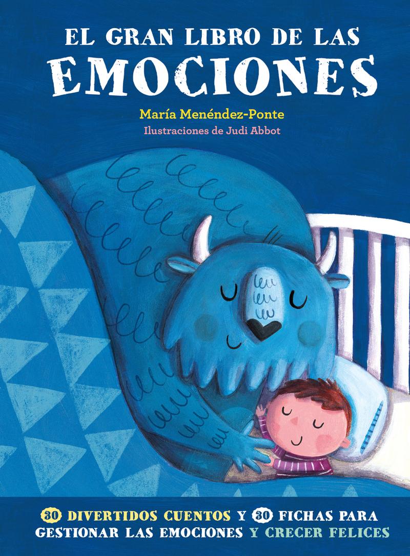 1a76697f9 El gran libro de las emociones de María Menéndez-Ponte