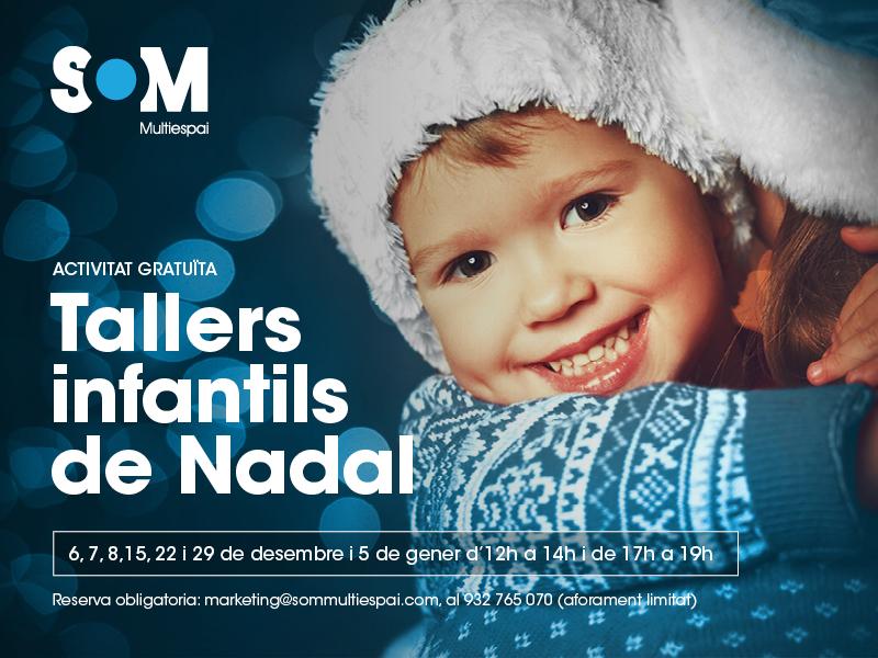 TALLERES INFANTILES EN SOM MULTIESPAI