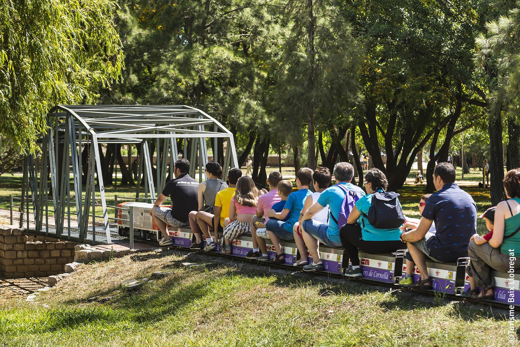 Trenecitos Para Ir Con Niños En Catalunya Sortir Amb Nens