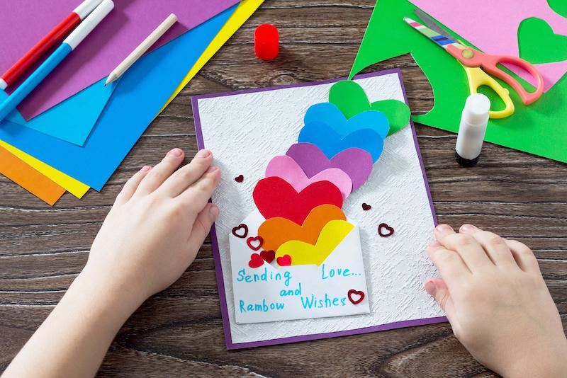 Manualidades de primavera para hacer con niños
