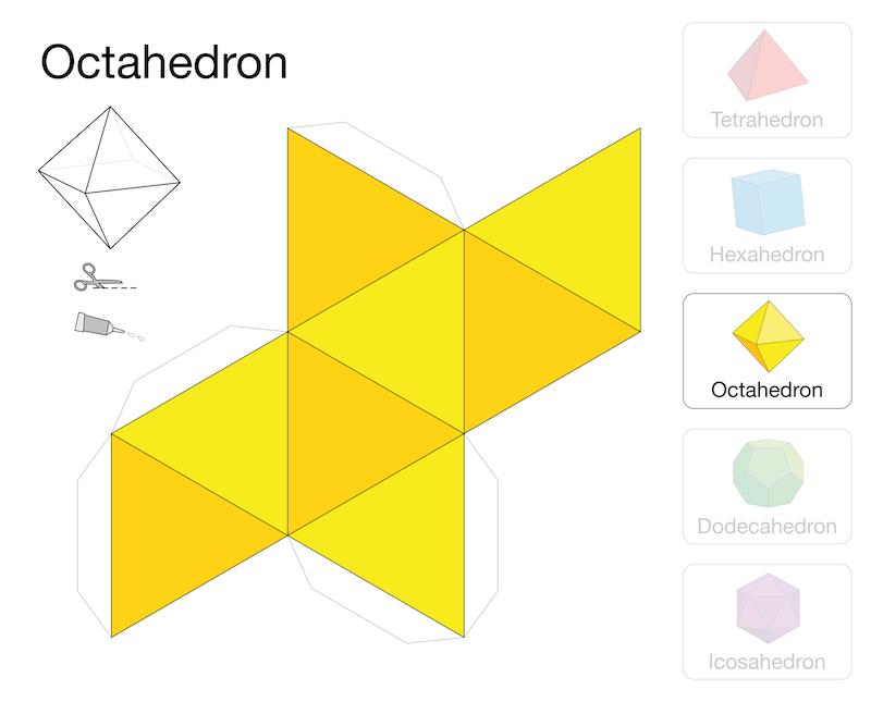 aprendemos las figuras geométricas con niños