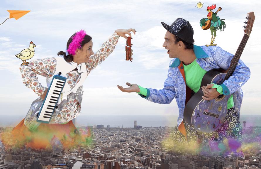 Espectáculos familiares en Barcelona
