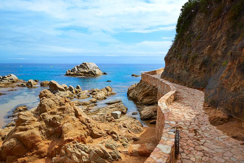 Camí de Ronda de Lloret de Mar