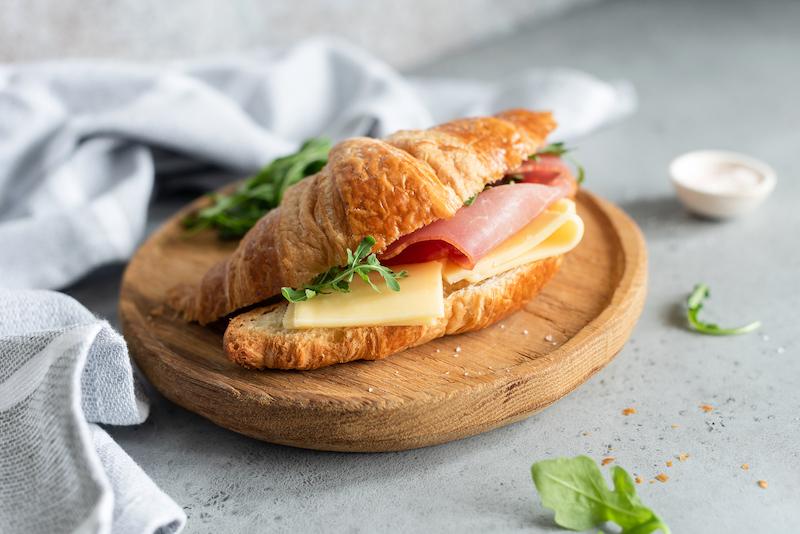 croissants dulces y salados