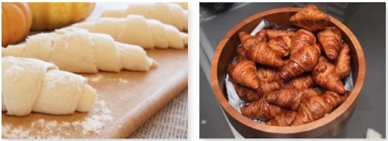 Cómo Preparar Croissants Dulces Y Salados Sortir Amb Nens