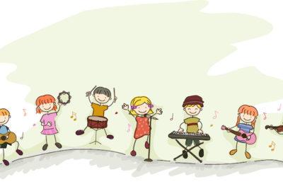 importancia de la musica en els nens