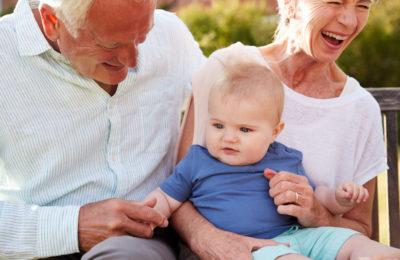 importancia de los abuelos en la infancia