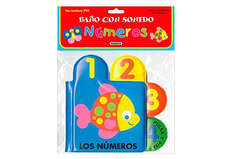 llibres per a nadons que poden anar a la banyera