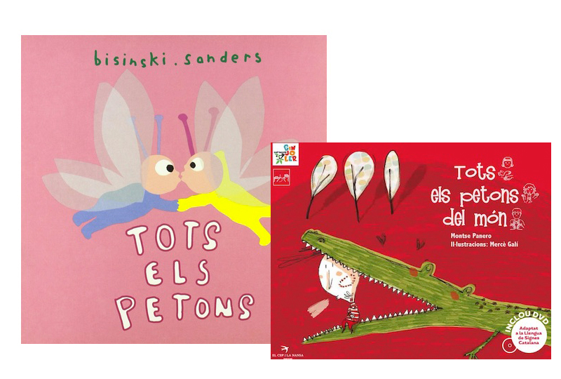 llibres per a nadons