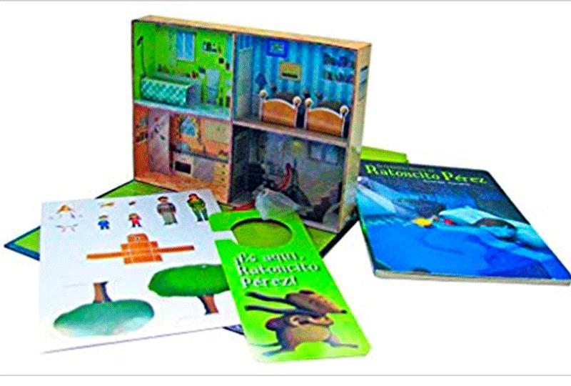 libros para niños sobre el ratoncito pérez