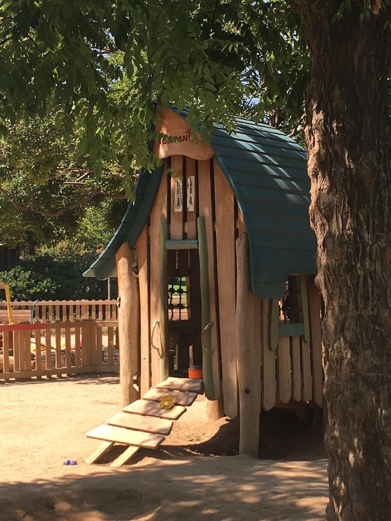 parc de la ciutadella amb nens