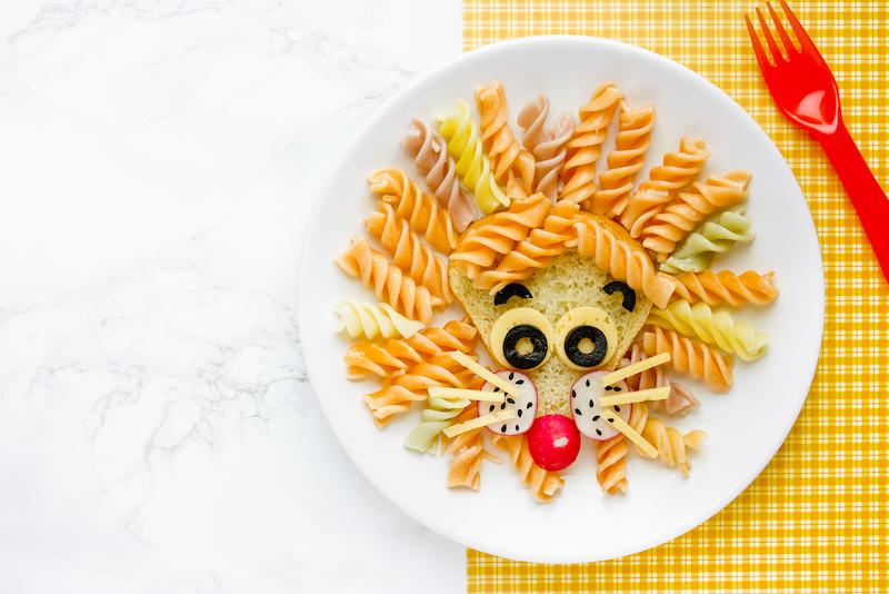 pasta per fer amb nens
