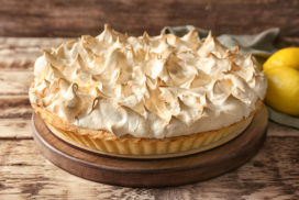 pastel de merengue