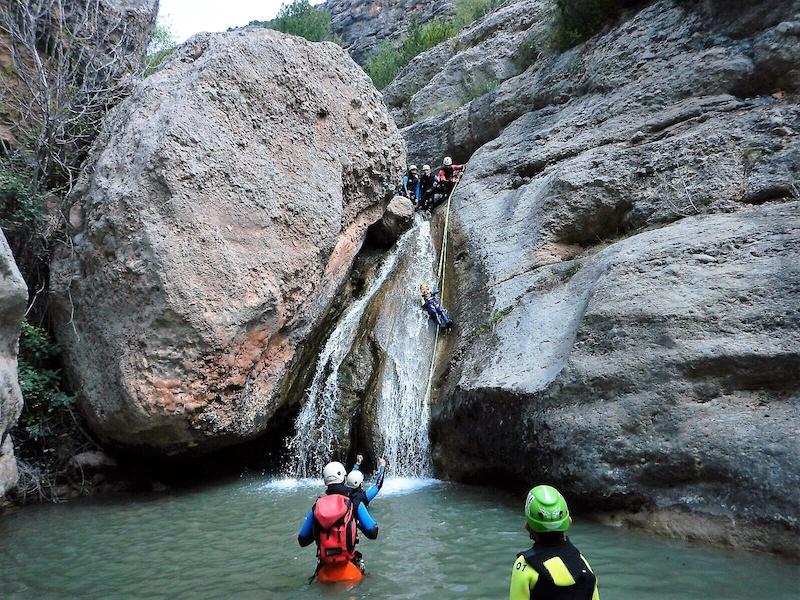 Pirineu de Lleida per a singles amb nens