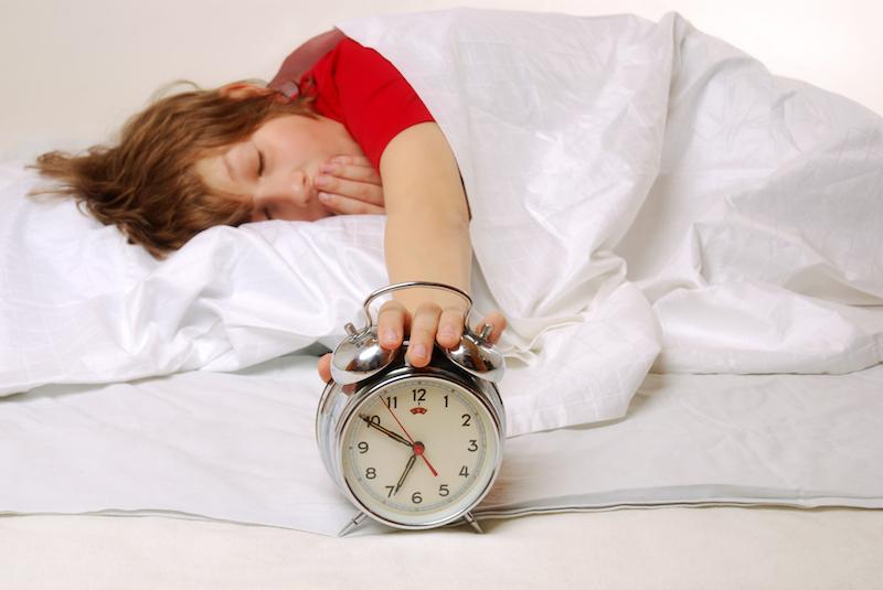 idees per despertar als nens al matí