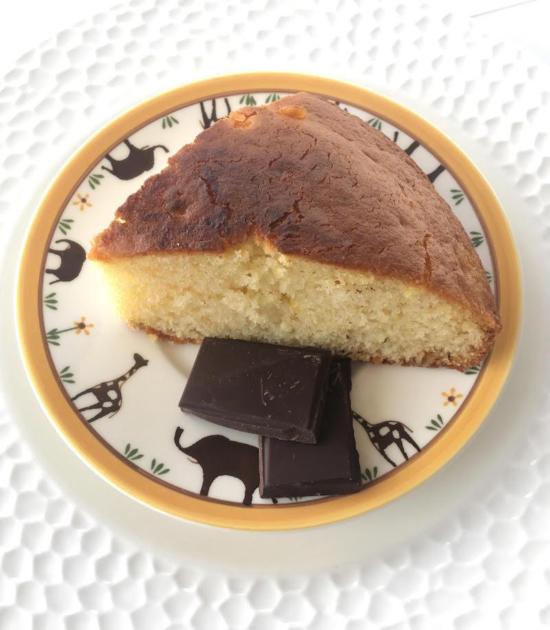 receta de la torta de yogur para hacer con niños