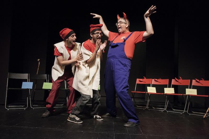 teatre per a nens al teatre del raval