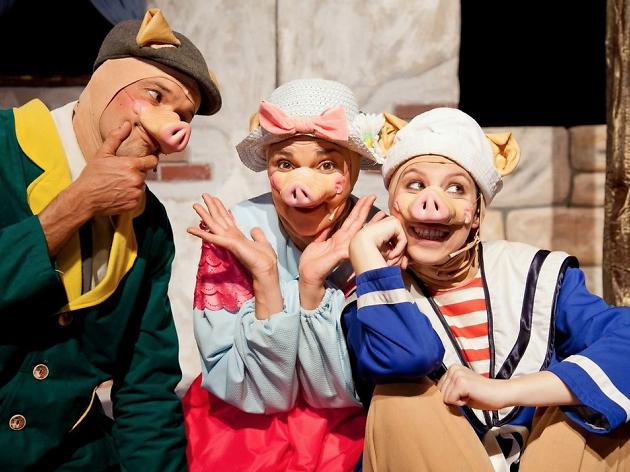 teatre per a infants