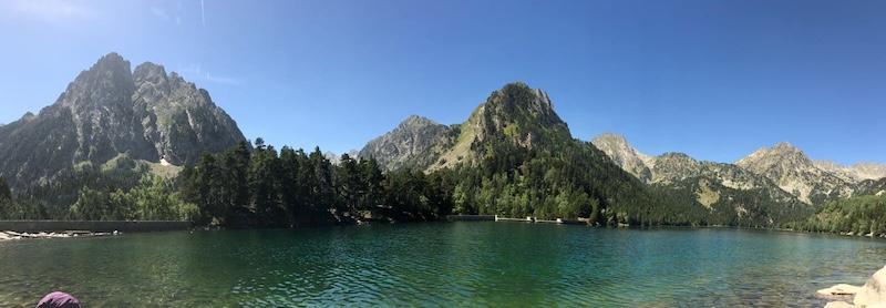 lago de san mauricio