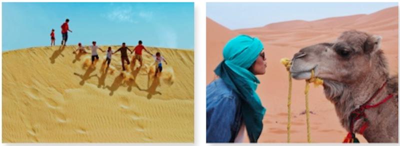 Marroc amb nens