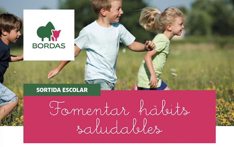 TALLERES INFANTILES EN EL GARDEN CENTER BORDAS