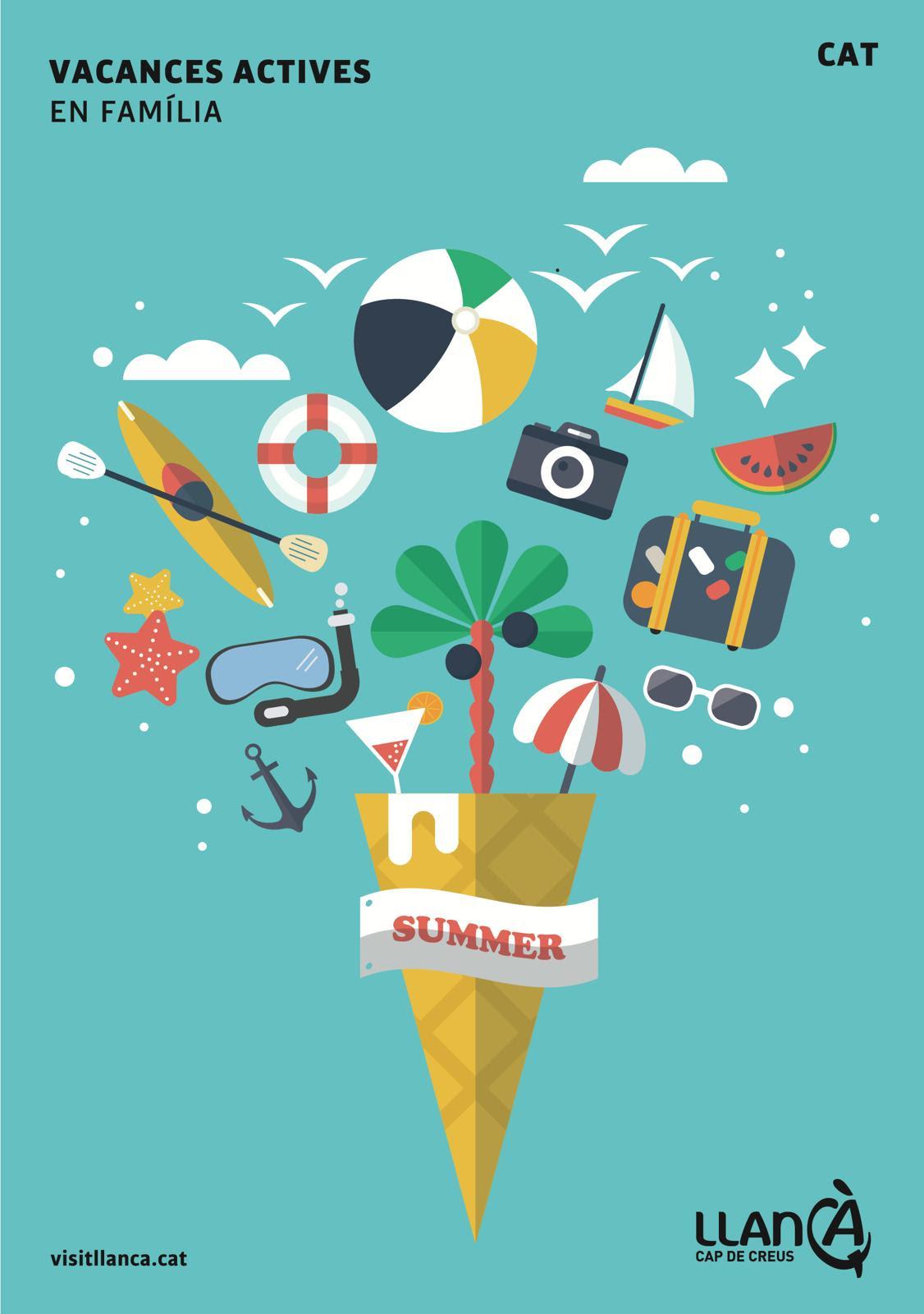 activitats familiars d'estiu a Llançà