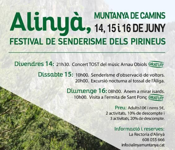 festival de senderisme dels pirineus