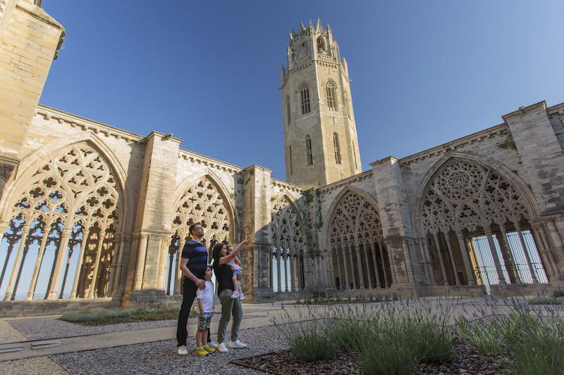 escapada con niños a Lleida