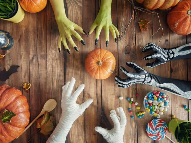 jocs de Halloween