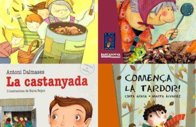 libros infantiles sobre la castañada