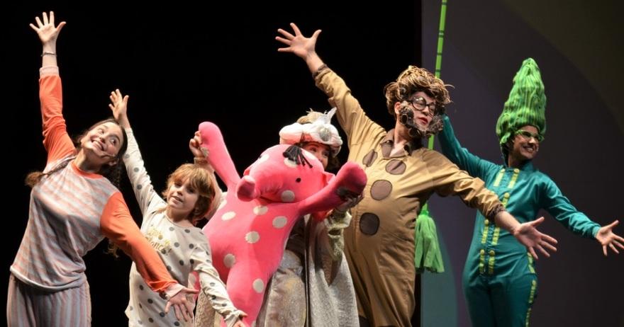 teatro para niños en barcelona