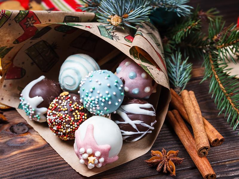 recetas para el menú de Navidad