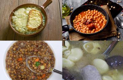 recetas de invierno