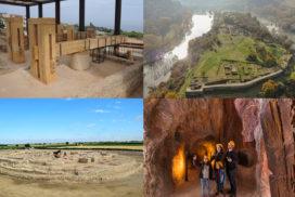 parques arqueológicos de Catalunya