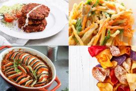 recetas divertidas con verduras